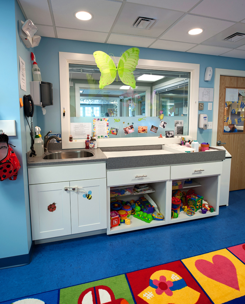 Home Daycare Design Ideas: Little Steps Learning Infants & Infant Care